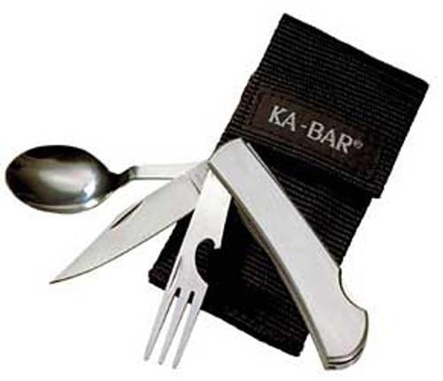 KABAR Fixed Blade Knife Hobo 1300