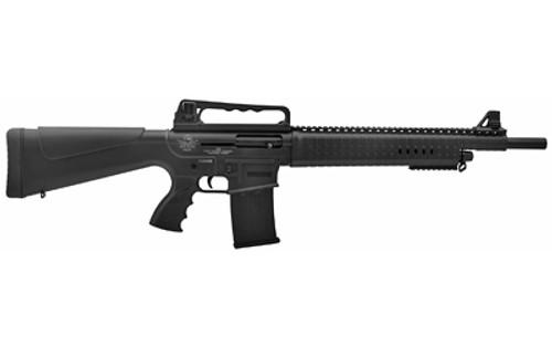 Rock Island Armory Shotgun: Semi-Auto - Shotgun - VR-60 - 12 Gauge - 601-BC