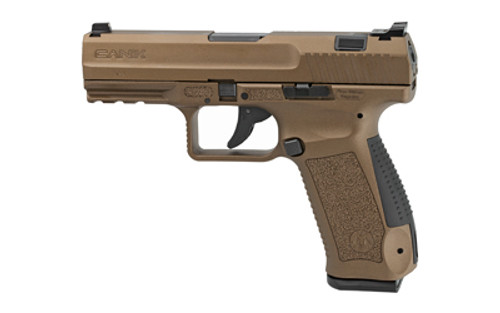 Canik Pistol - TP9 DA - 9mm - Bronze - HG4873B-N