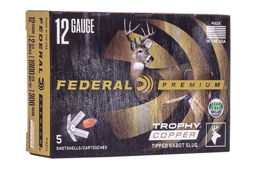 Federal - 12 Gauge - P152-TC
