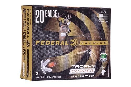 Federal - 20 Gauge - P208-TC