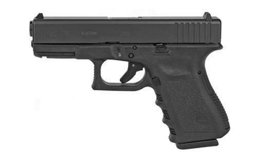 Glock Pistol - 19 - 9MM - 10 Round Magazines - 19002-10