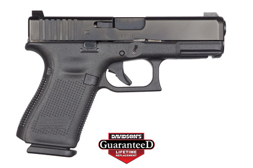 Glock Pistol - FBI 19M - 9MM - PM1950333