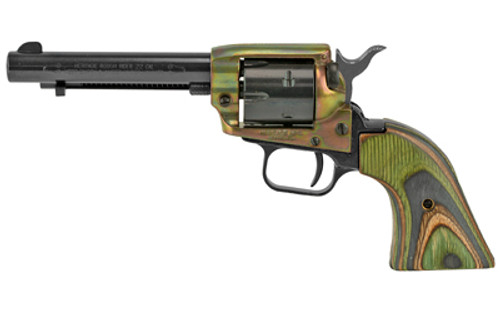 Heritage Manufacturing Inc Revolver: Single Action - Rough Rider - 22LR - RR22CH4
