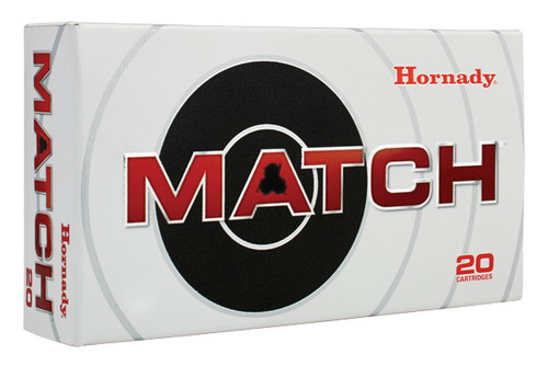 Hornady Ammunition - ELD Match - 6.5 Creedmoor  - 140 Grain - 20Rds Per Box - 81500