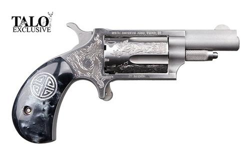 North American Arms Mini-Revolver - 22 Magnum - NAA-22M-LUCK