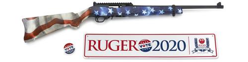 Ruger Rifle: Semi-Auto - 10/22 - 22LR - VOTE 2020 Edition- 31154