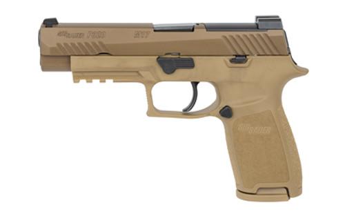 Sig Sauer Pistol - P320 M17 - 9MM - 320F-9-M17