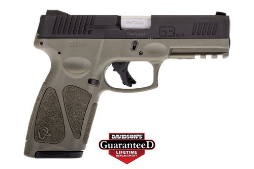 Taurus Pistol: Semi-Auto - G3 - 9MM - 1-G3941O