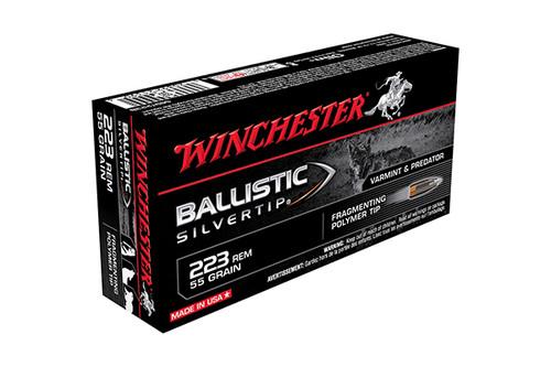 Winchester Ammunition - 223 - 55 Grain - 20Rds Per Box - SBST223B
