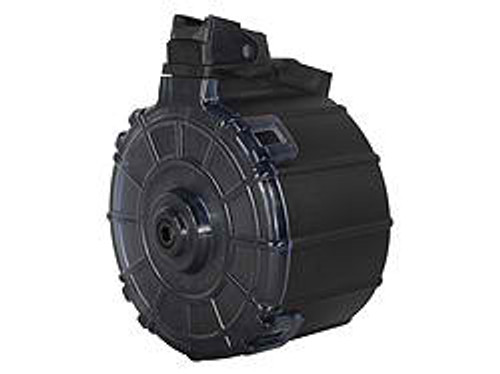 This is a 12 round drum for the Saiga 12ga shotgun, made by ProMag.