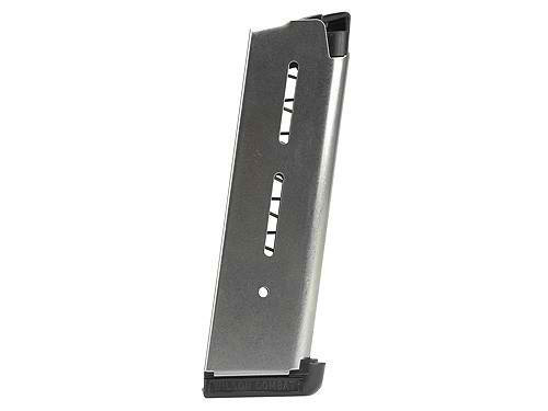 This is a 8 round magazine for any 1911 .45, made by Wilson Combat. Model 47D