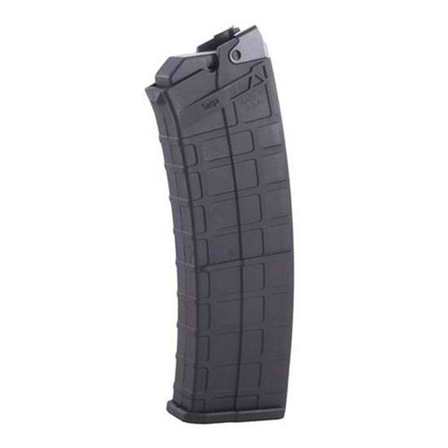 10 round magazine for the Saiga 12 Ga Shotgun, made by ProMag