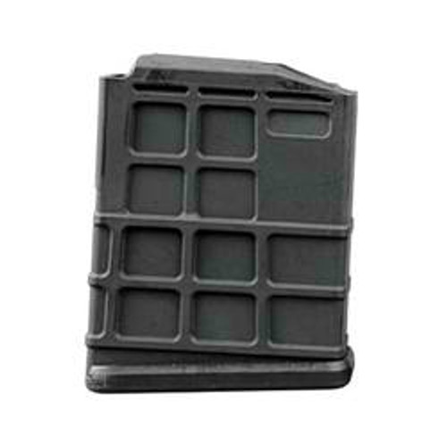 This is a 10 round polymer magazine for the Ruger Gunsite 308.