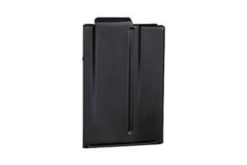 This is a 10 round factory magazine (Steel) for the Ruger Gunsite Scout .308.