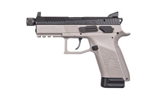 CZ Pistol - P-07 - 9mm - Grey - 91288
