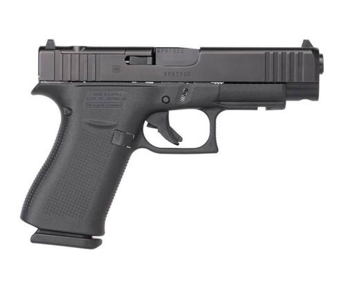 Glock Pistol - 48 - 9mm - MOS - PA4850201FRMOS