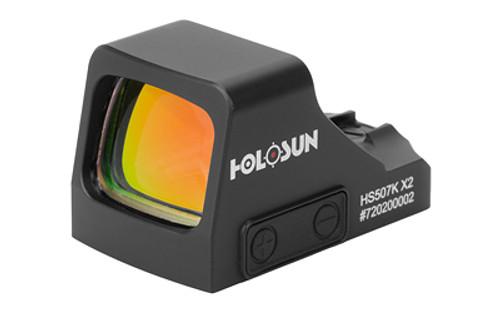 Holosun Technologies - Classic Compact Red Dot - HS507K-X2