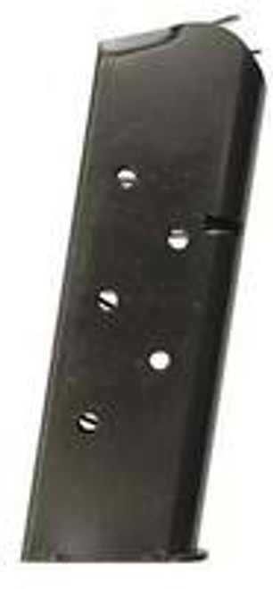 This is a 1911 .45 ACP 7 round officers(compact) magazine, made by Kimber.