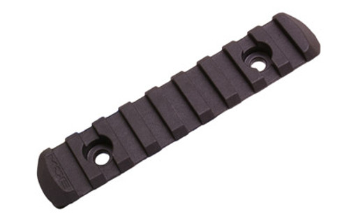 Magpul Industries Accessory  - MOE Polymer Rail Sections -  MAG408-BLK