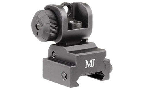 Midwest Industries Sight  - Flip Rear Sight -  MCTAR-ERS