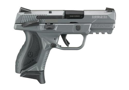 Ruger Pistol - American Pistol - Compact - 9mm - Gray - 8683