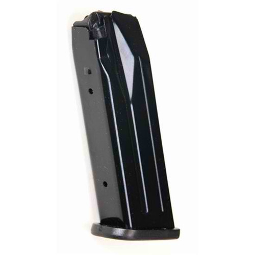 This is a 12 round magazine for the HK USP 45, made by ProMag.