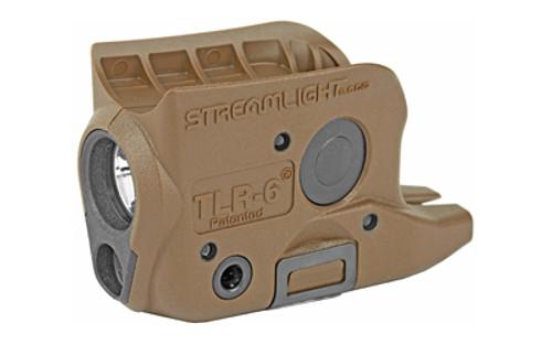Streamlight Tac Light w/laser  - TLR-6 -  69278