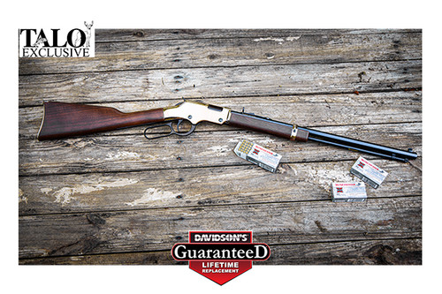 Henry Repeating Arms Rifle: Lever Action - Golden Boy - 22LR - H004RG - Serial #3
