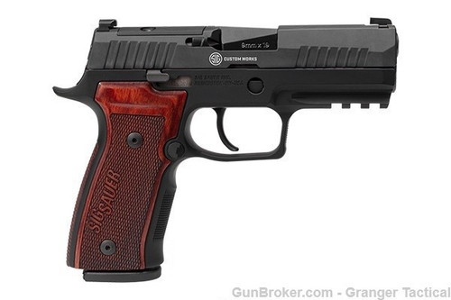 Sig Sauer Pistol - P320 AXG Classic - 9mm - 798681644674
