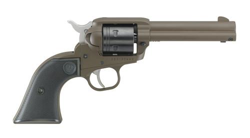 Ruger Revolver - Wrangler - 22LR - Plum Brown - 2021