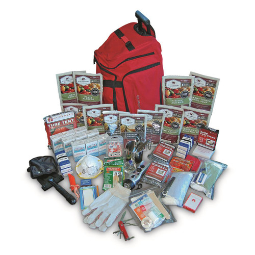 Wise 2-Week Deluxe Survival Duffel Bag