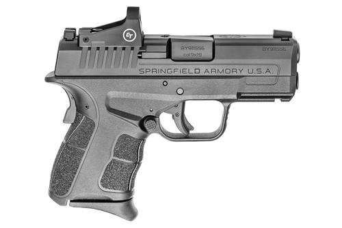 Springfield Pistol - XDS-Mod 2 - 9mm - Crimson Trace Red Dot - XDSG9339BCT