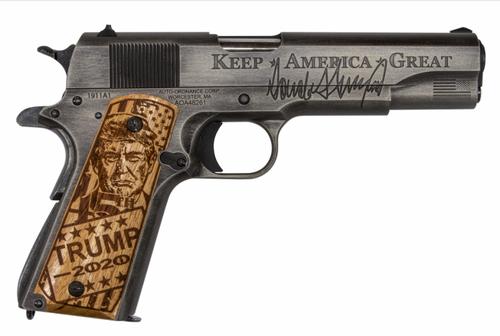 Kahr Arms Pistol - Semi-Auto - 1911 TRUMP - 45AP - 1911BKOC8