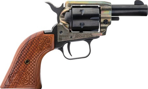 Heritage Revolver - Single Action - Barkeep - 22LR - 6 Shot - BK22CH2WBRN10