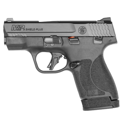 Smith & Wesson Pistol - M&P Shield+ - 9mm - Thumb Safety - 13246