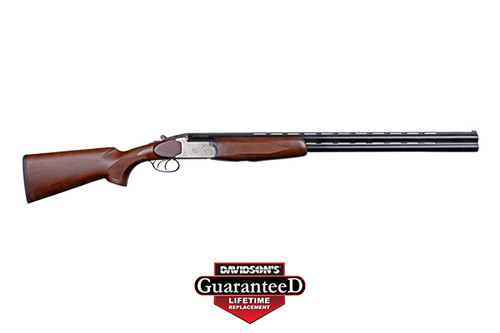 "TriStar Shotgun - Setter - Double Trigger - Over Under - 12ga - 28"" - Walnut - 30128-TRI"