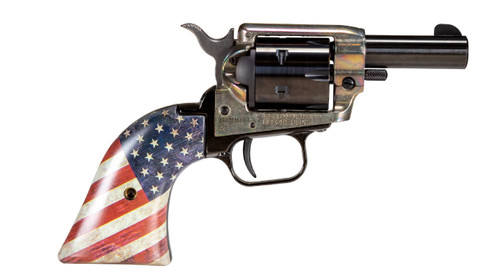 Heritage Revolver - Single Action - Barkeep - US Flag - 22LR - 6 Shot - BK22CH2USFLAG