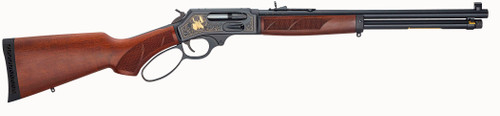 Henry Repeating Arms Rifle - Lever Action - Steel Wildlife Edition - 30-30 - H009GWL