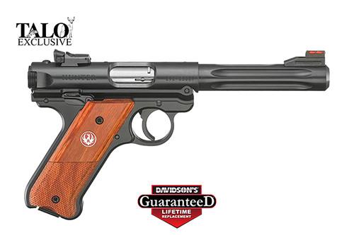 Ruger Pistol - Mark IV - Hunter .22 lr - Talo - 40177