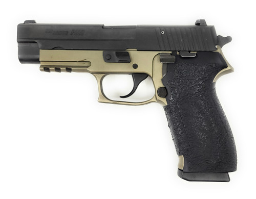 Sig Sauer Pistol - P220 - 45AP - Combat - FDE - USD-SIG-P22045C
