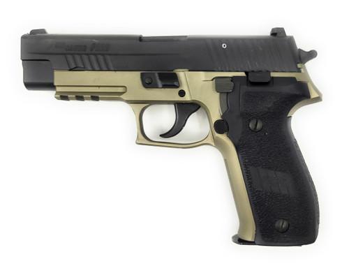 Sig Sauer Pistol - P226R - 9mm - Combat - FDE - USD-SIG-PP26-9C