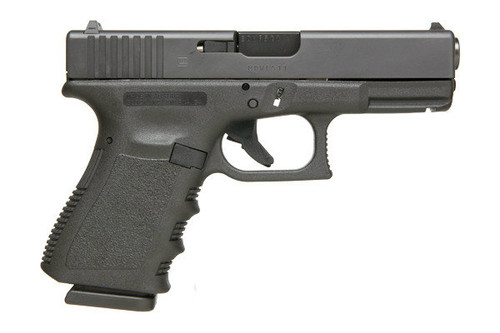 This is a Glock 23 40s&w, Gen 3, with a black finish. Comes with (2) 13 Round Magazines.