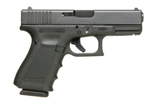 This is a Glock 23 40s&w, Gen 4, with a black finish. Comes with (3) 13 Round Magazines.