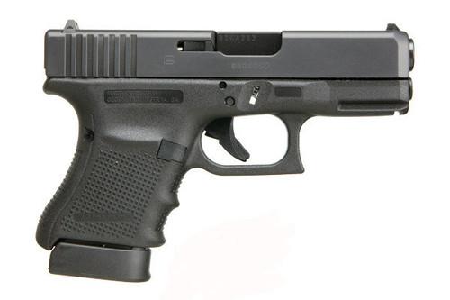 Glock 30 Gen 4, .45 acp. Comes with (3) 10 round magazines.