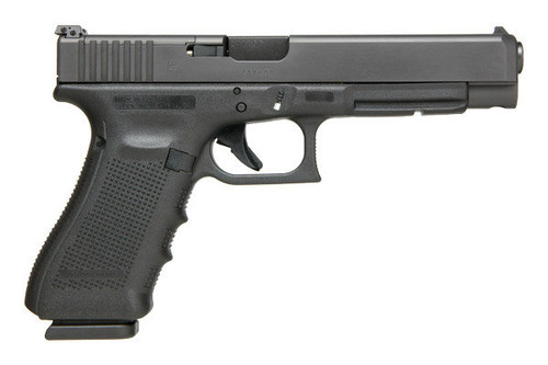 Glock 35 Gen 4 MOS chambered in .40 S&W.