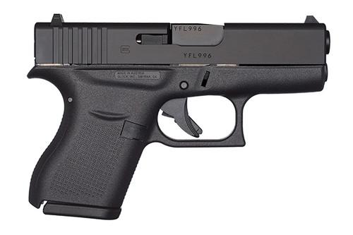 Glock Pistol - 43 - USA - 9mm - Black - UR43509 - REBUILT