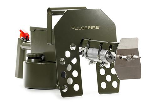 Exothermic Technologies - Pulsefire Flamethrower - OD Green - PF-LRT
