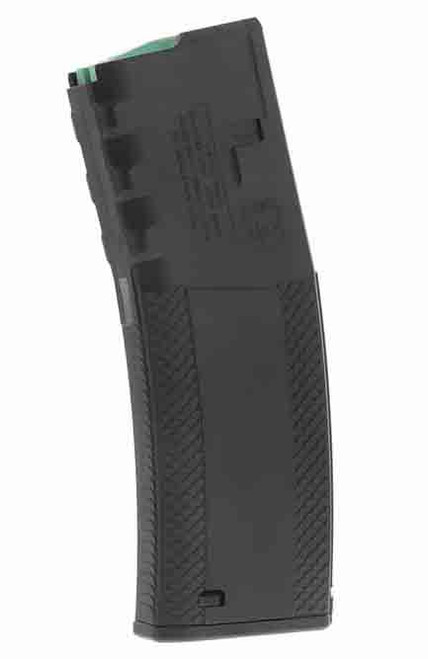 This is a polymer AR-15 magazine .223 / 5.56 with a no-tilt follower, 30 round capacity, manufactured by TROY. Bulk Packaged.
