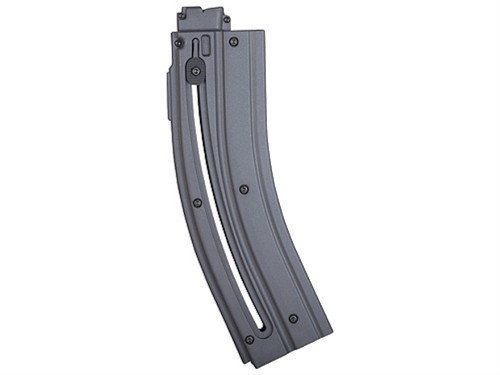 This is a factory HK magazine for the HK-416 .22 lr, 30 round capacity.